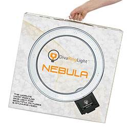 Diva Ring Light Nebula Carrying Box